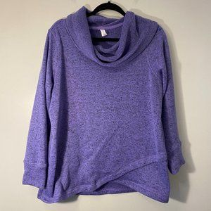 Ideology | Purple Sweatshirt Size 1X